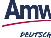 Amway Germany 40 Year Logo